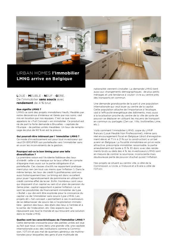 website press FR